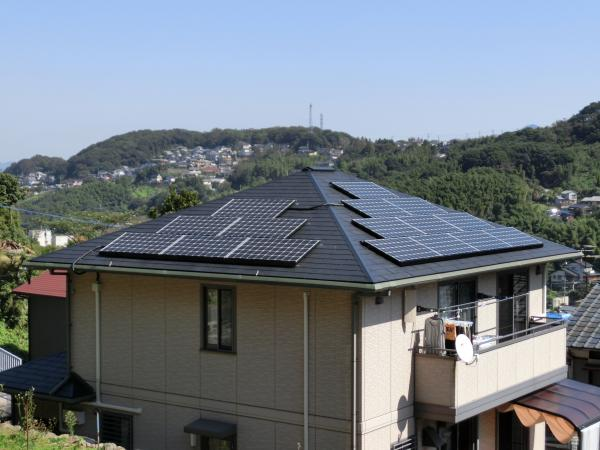 北九州市八幡東区 三菱太陽光発電システム4.796KWシステム