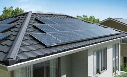 パナソニック 6.04KW 太陽光発電システム